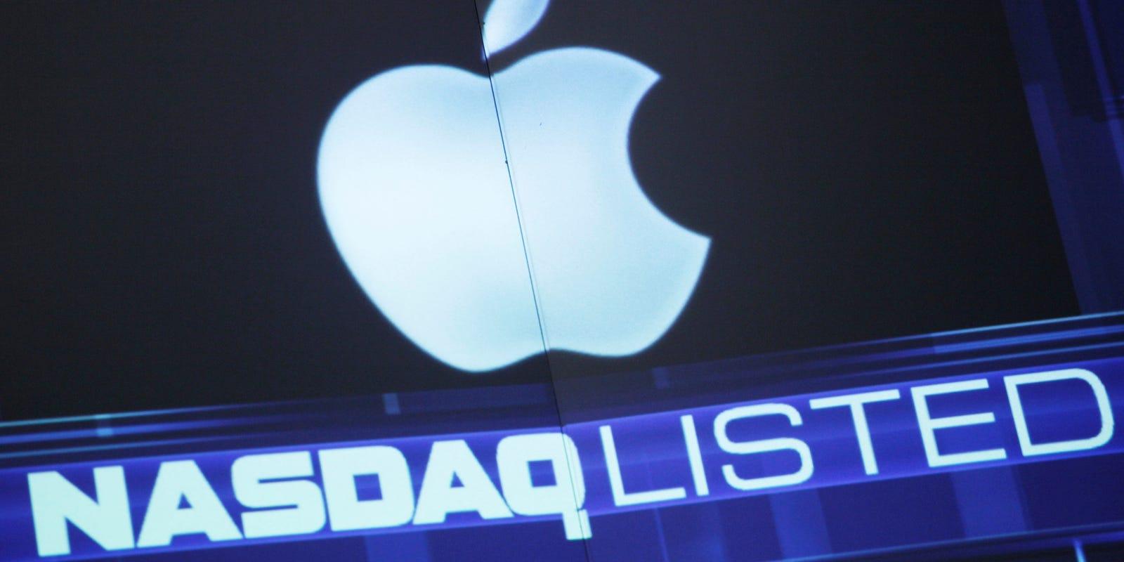 Ask matt why does apple stock keep falling buycottarizona