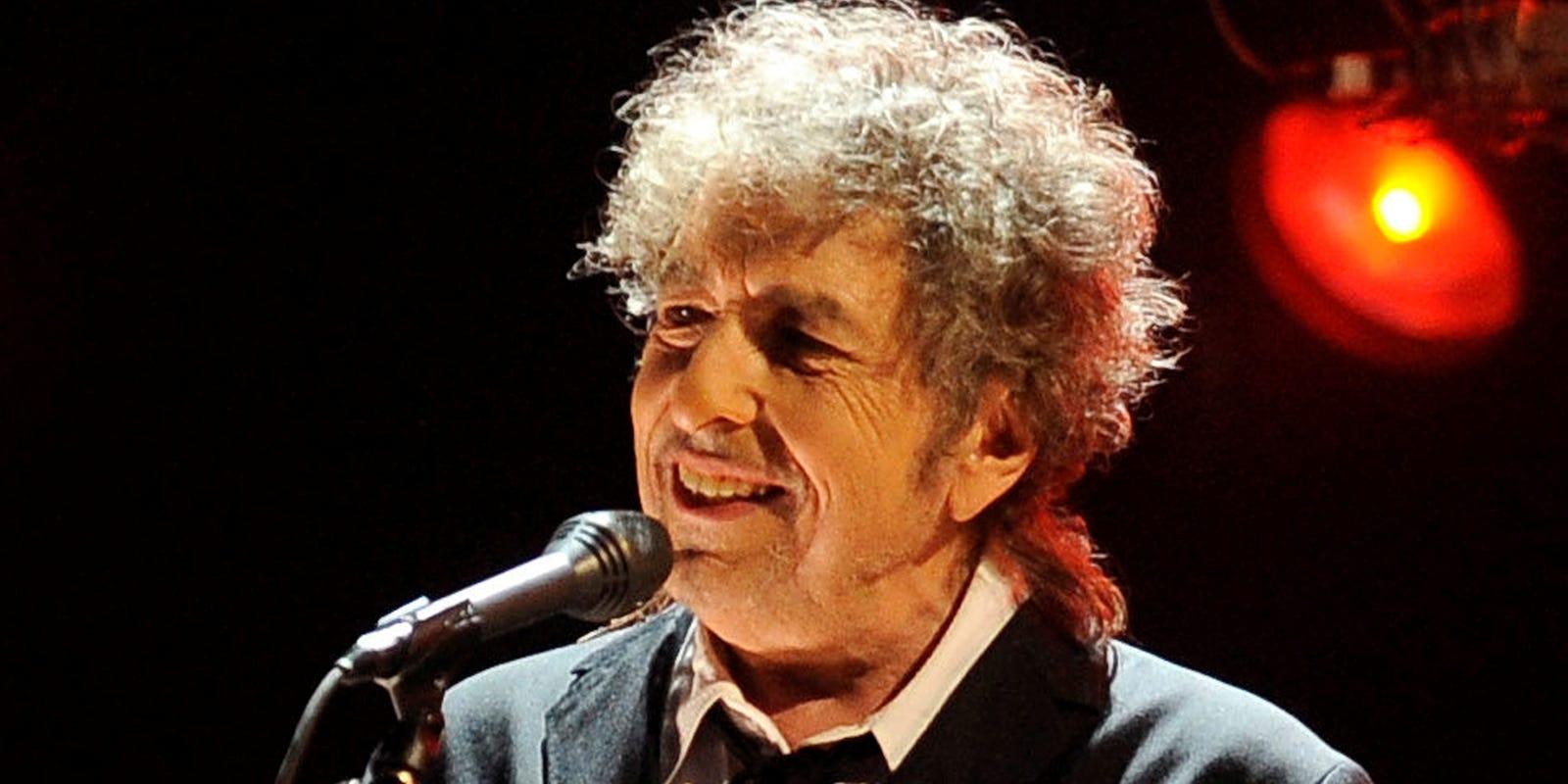 Bob Dylan Tour Guide