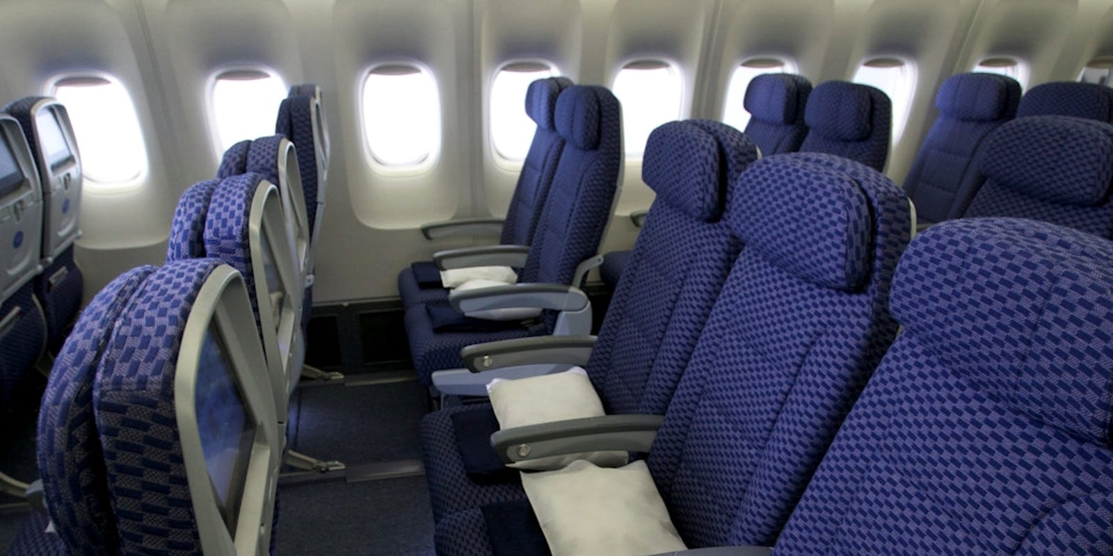 Economy Plus Seats For Travel To India