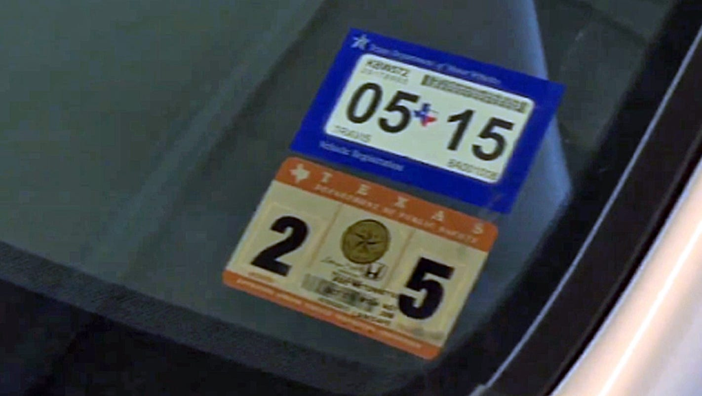 Car sticker inspection - Car Sticker Inspection 32