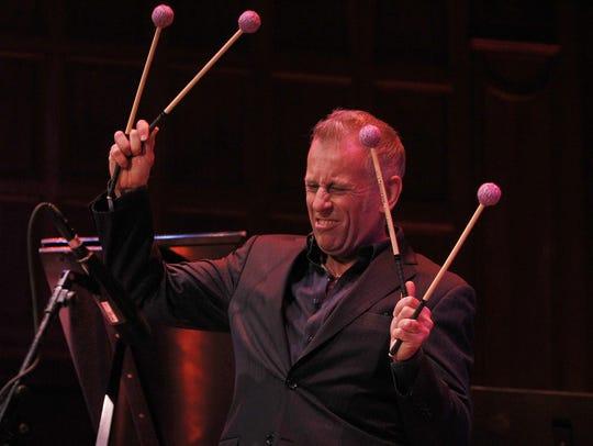 Joe Locke performs at Kilbourn Hall on the fourth night