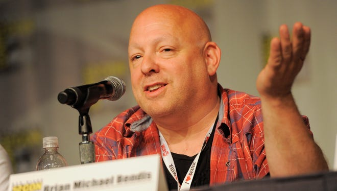 After an historic run on Avengers comics, Brian Michael Bendis now pens a pair of X-Men titles and is one of the writers of the X-crossover 'Battle of the Atom.'