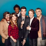 The cast of 'Mulaney,' a new sitcom that debuts on Fox this fall.