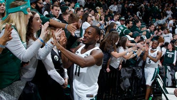 Michigan State takes over No. 1 spot in USA TODAY Sports men's basketball poll