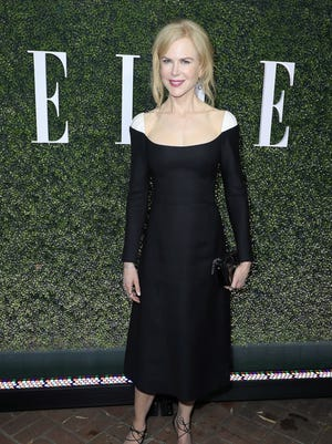 'Big Little Lies' star and executive producer Nicole Kidman