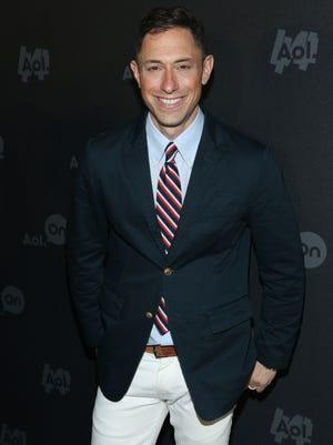 Designer Jonathan Adler attends the AOL 2013 Digital Content NewFront on April 30, 2013, in New York City.