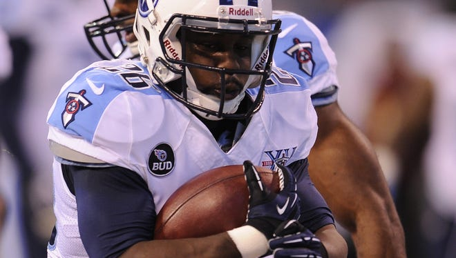 The Titans re-signed Leon Washington on March 11, the first day of NFL free agency.