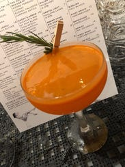 Bar Tulia in downtown Naples will introduce a new cocktail