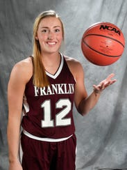 All-Midstate Holly Harris Franklin High School Basketball