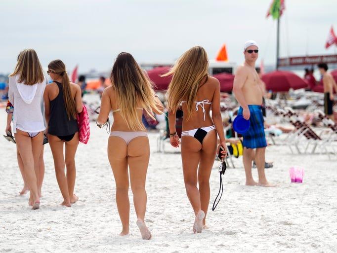 Best Spring Break Beaches For Families