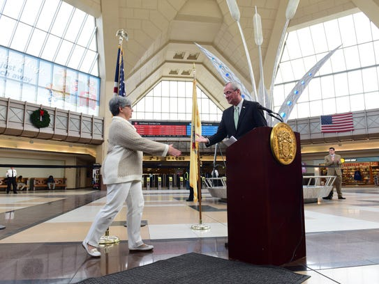 Gov.-elect Phil Murphy announced his nomination of