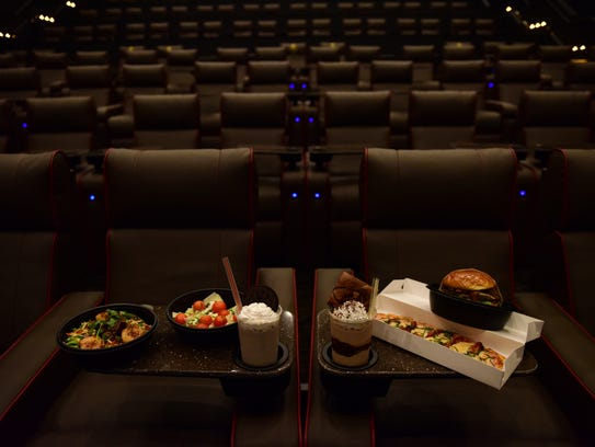 Amc dine in theater opening in hackensack New jersey dine in theatre