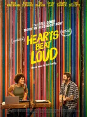 """Hearts Beat Loud"" movie poster"