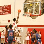 The West Monroe Rebels erased a 15-point second quarter deficit to defeat Ruston 56-49 in overtime Tuesday at Ruston High School.