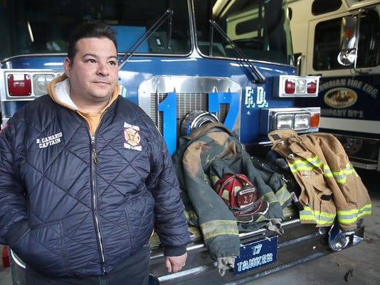 LEAD Fire department funding