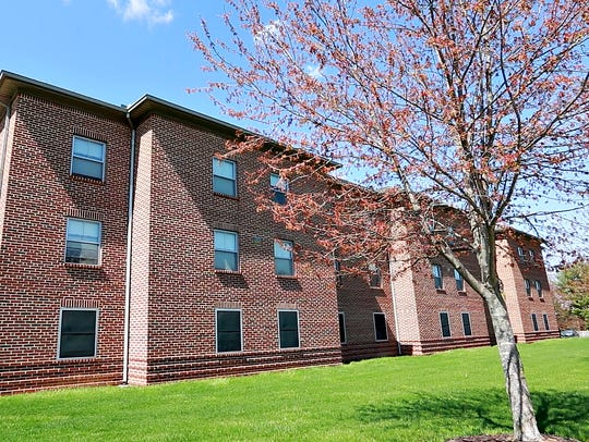 York College of Pennsylvania's Spring Garden Apartments