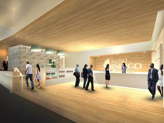 Lobby view II
