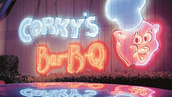Memphis-based Corky's is expanding to Texas.