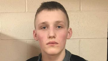 North Posey's Josiah Ricketts determined to outwork everybody