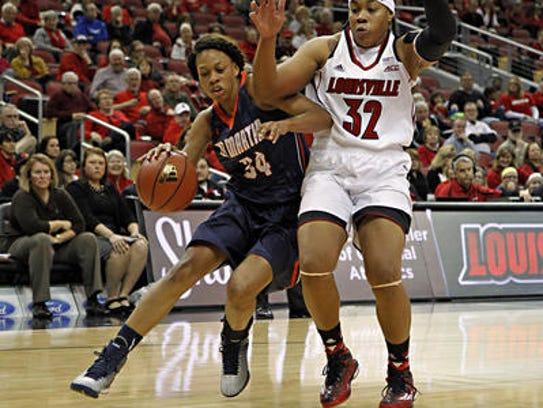 Former UT Martin player Ashia Jones will join the Memphis