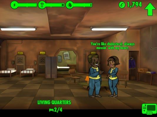 Fallout-Shelter-Cholesterol