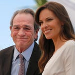 Tommy Lee Jones and Hilary Swank team up for 'The Homesman,' a gritty tale depicting the harsh pioneer lifestyle.