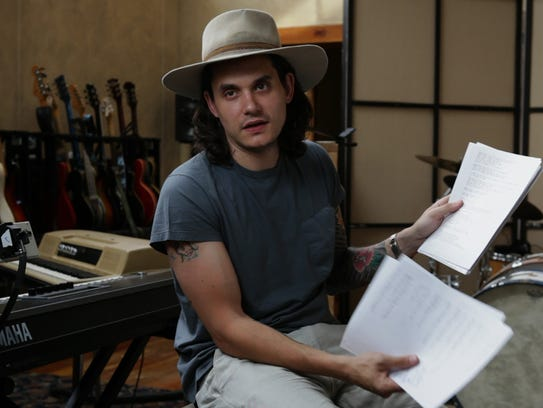 John Mayer is a fan of the musical keyboard and also