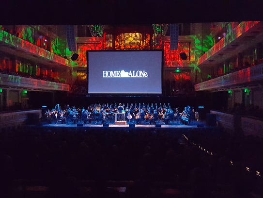 """Home Alone"" in HD with the Nashville Symphony and"