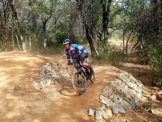 The Enticer is a new mountain biking option in the