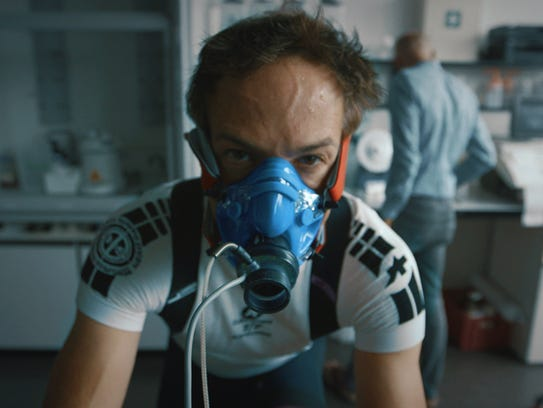 'Icarus,' about a Russian doping scandal in competitive