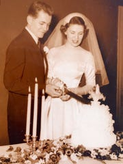 Gerry and Mary Deppe were married on March 29, 1952, in Tokyo, Japan.