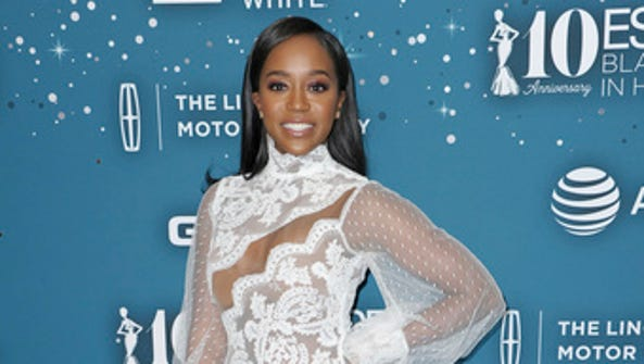 Aja Naomi King attends the 10th Annual Essence Black