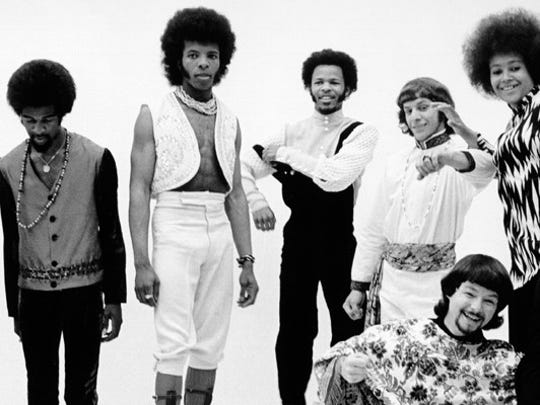 Michael Rubenstone, a first-time filmmaker, and Sly and the Family Stone super fan, sets out to find the band's leader, the reclusive funk legend - Sly Stone.