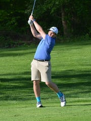 Harper Creek's Jack Kyger helped lead the Beavers to the team title at the All-City Boys Golf Tournament.