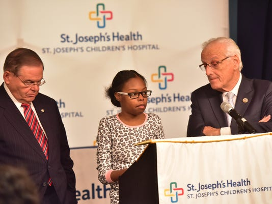 Menendez, Pascrell Join Pediatric Leaders to Call for CHIP Reauthorization
