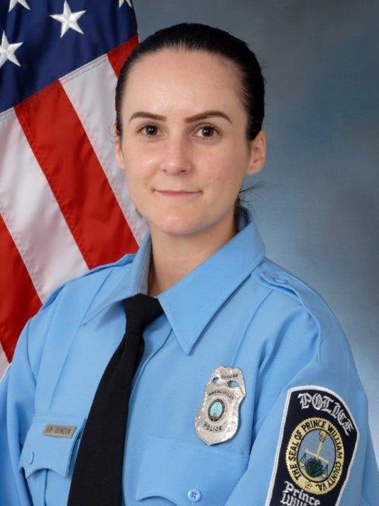 Officers Shot Virginia
