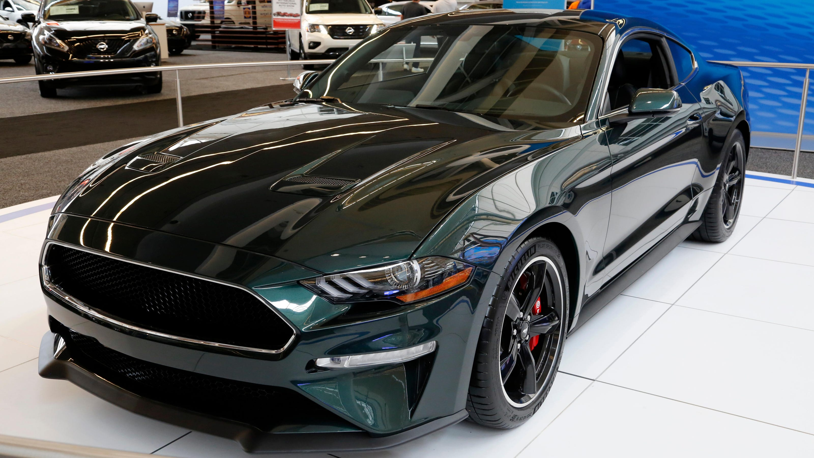 Modern Muscle Cars That Pack A Punch