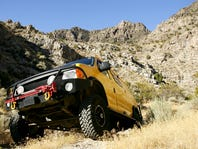 Jeep Tour Adventure Sweepstakes