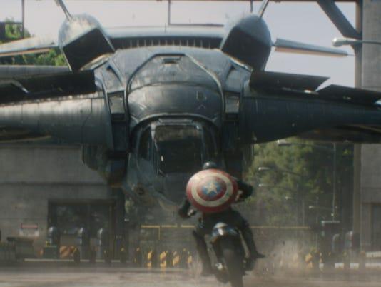 Cap amer jet