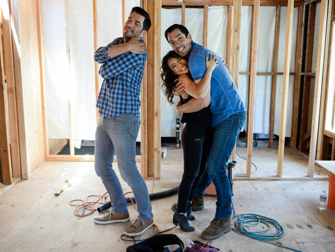 7/19/17 11:52:10 AM -- PROPERTY BROTHERS ---Los Angeles,