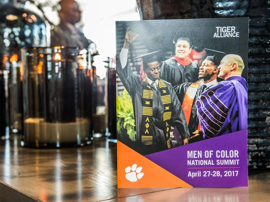 Clemson University's Men of Color National Summit returns to the TD Convention Center, Thursday-Friday.