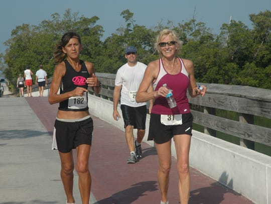 Loretta Purish of North Fort Myers and Astrid Soll