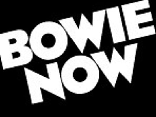 """""""Bowie Now"""" by David Bowie will be available on Record Store Day Saturday, April 21, 2018."""