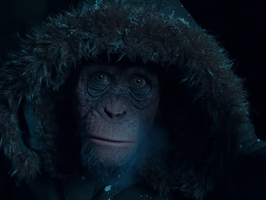 Bad Ape (Steve Zahn) is a new character in 'War of