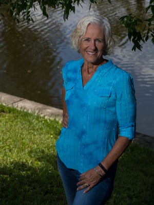 Cape Coral resident Debbie Baker is the Florida weight loss queen for TOPS.