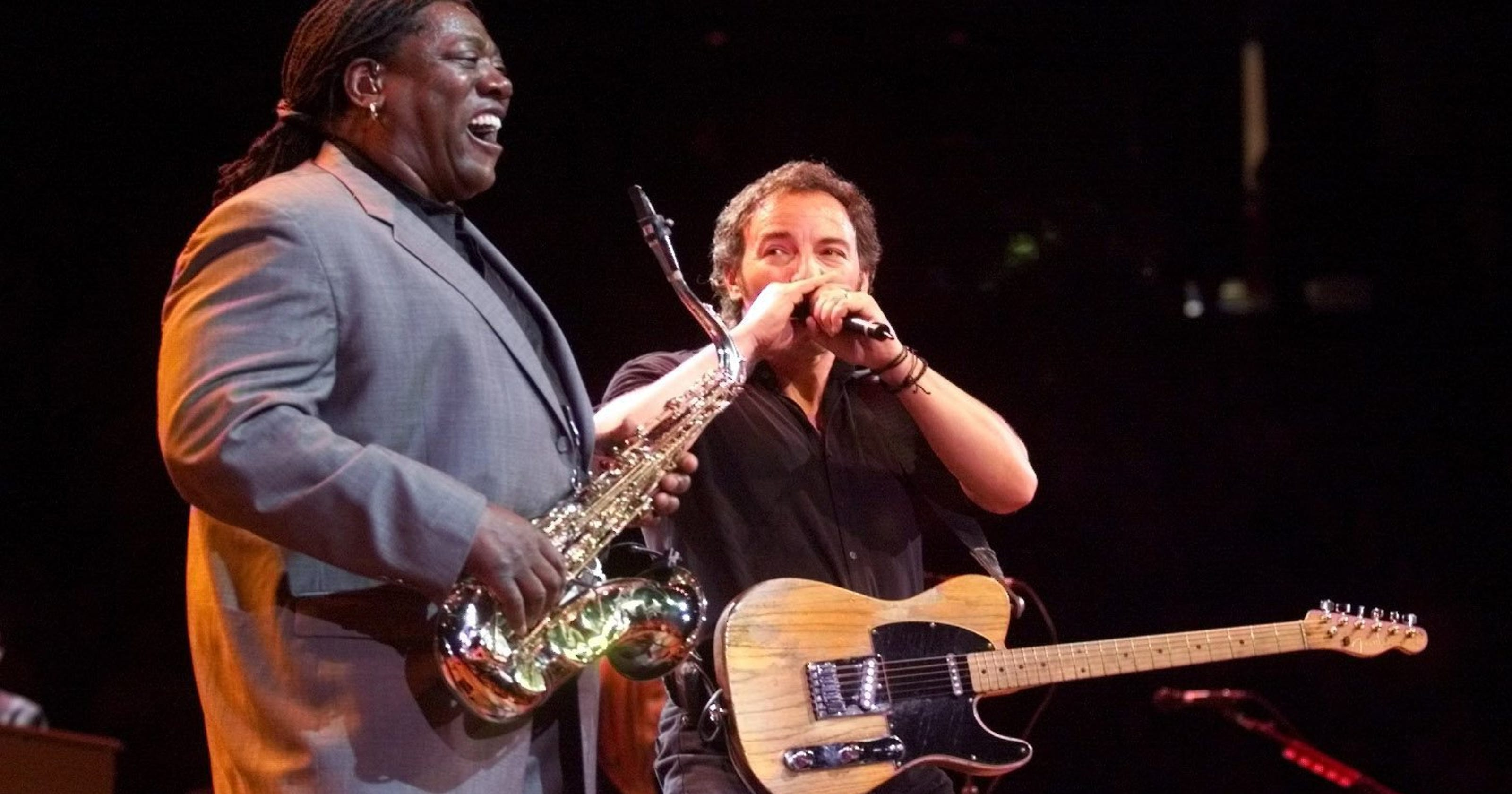 Springsteen Releases Last Clarence Clemons Tour Show