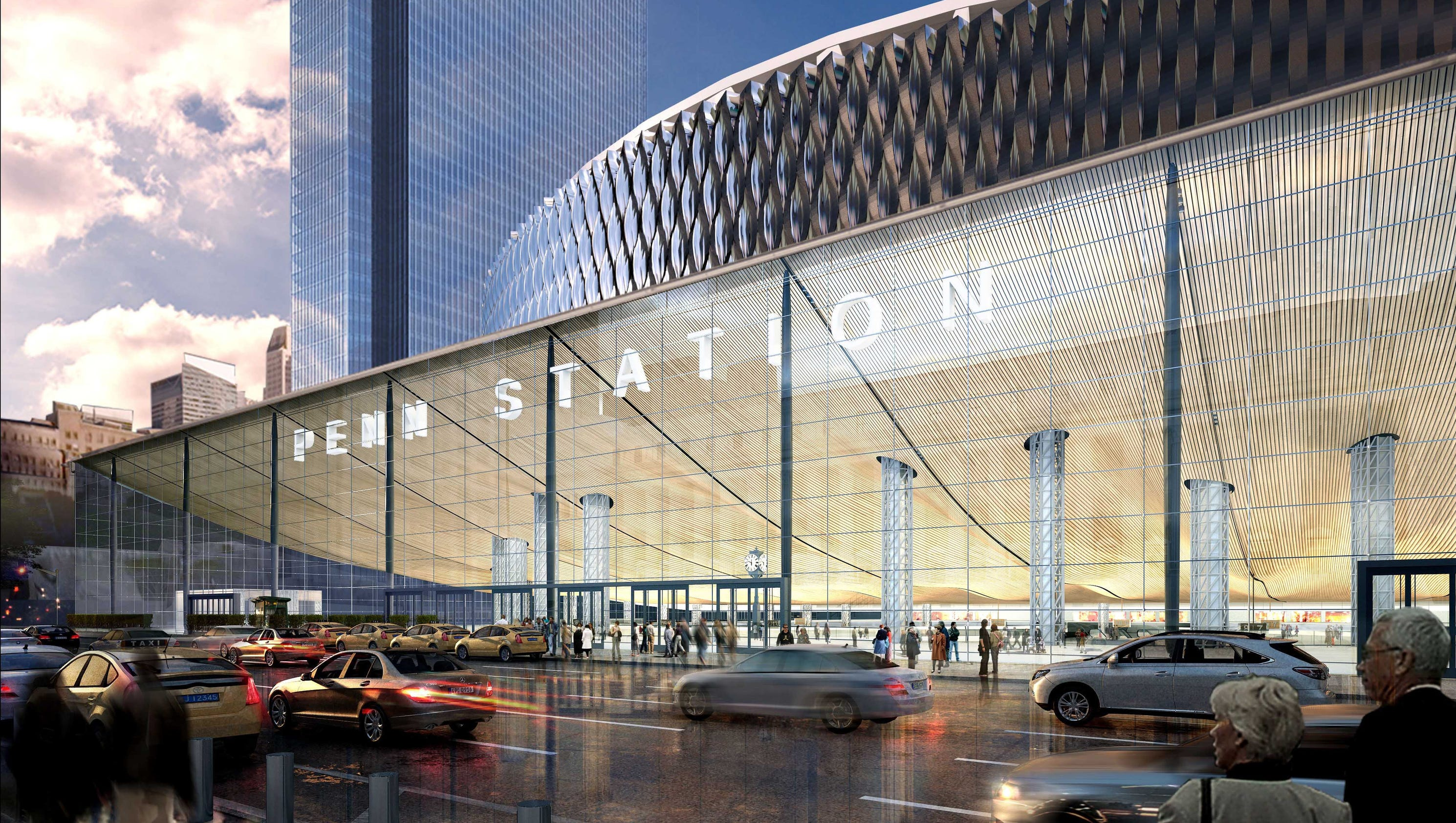 How To Get To Madison Square Garden From Penn Station