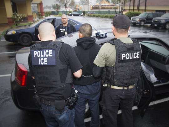 Charles Reed, U.S. Immigration and Customs Enforcement/AP