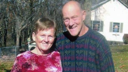 Robert and Marlene Hoffman