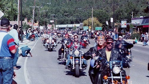 Several police departments from around the state have been called in for Golden Aspen weekend.